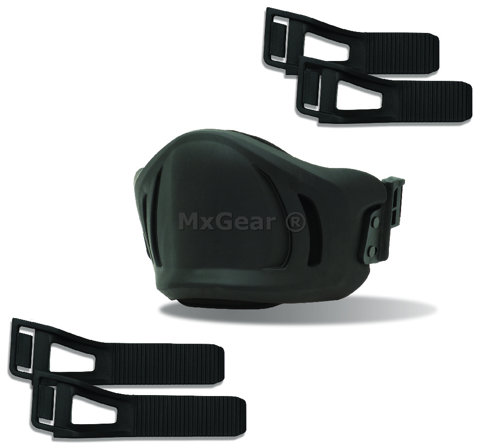 Bell Replacement Parts : Bell rogue replacement helmet parts muzzle straps